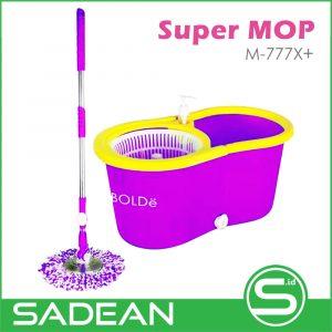 Alat Pel Lantai Super MOP M-777X+ BOLDe Original _ Ungu